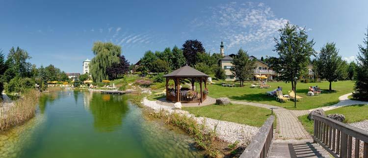 Hotel Gmachl Bergheim Bei Salzburg Wellness Summer