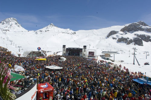 Top of the Mountain Concert