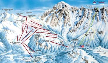 Ski Resort Courmayeur
