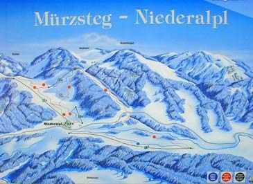Ski Resort Niederalpl