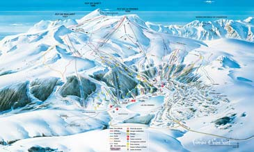 Ski Resort Besse Super Besse - Massif du Sancy