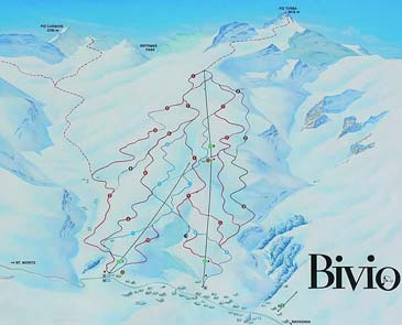 Ski Resort Bivio