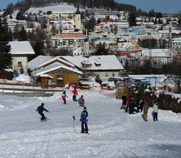 Ski Resort Grafenau