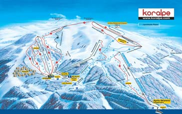 Ski Resort Koralpe