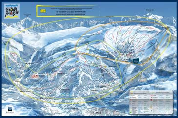 Ski Resort Flaine - Le Grand Massif