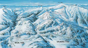 Ski Resort Valberg