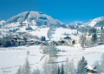 Ski Resort Goldegg - Ski Amade