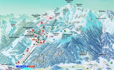 Ski Resort Wurzeralm - Spital am Pyhrn