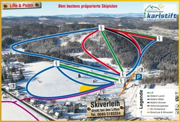 Ski Resort Aichelberglifte Karlstift