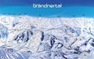Ski Resort Brandnertal