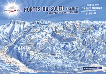 Ski Resort Val-d'Illiez - Les Crosets - Champoussin