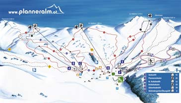 Ski Resort Planneralm