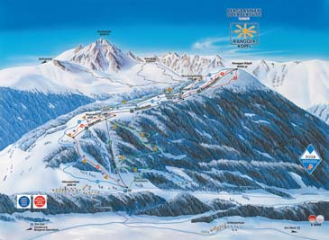 Ski Resort Rangger Köpfl - Oberperfuss