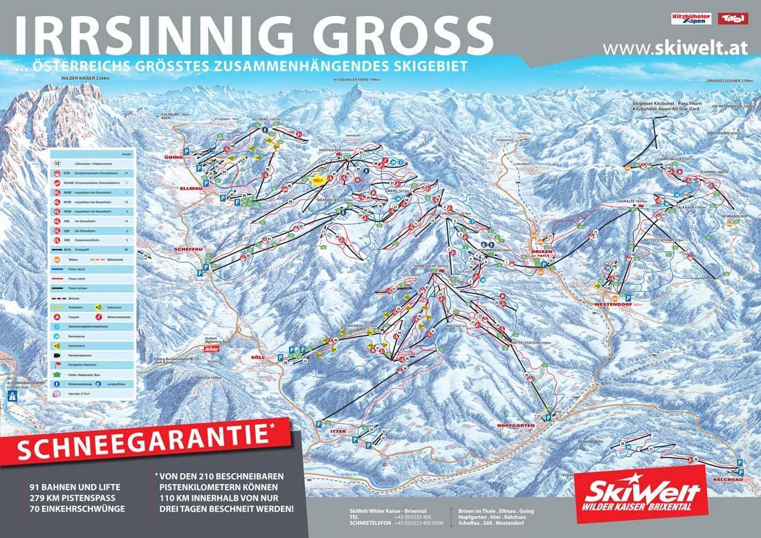 westendorf skigebiet preise